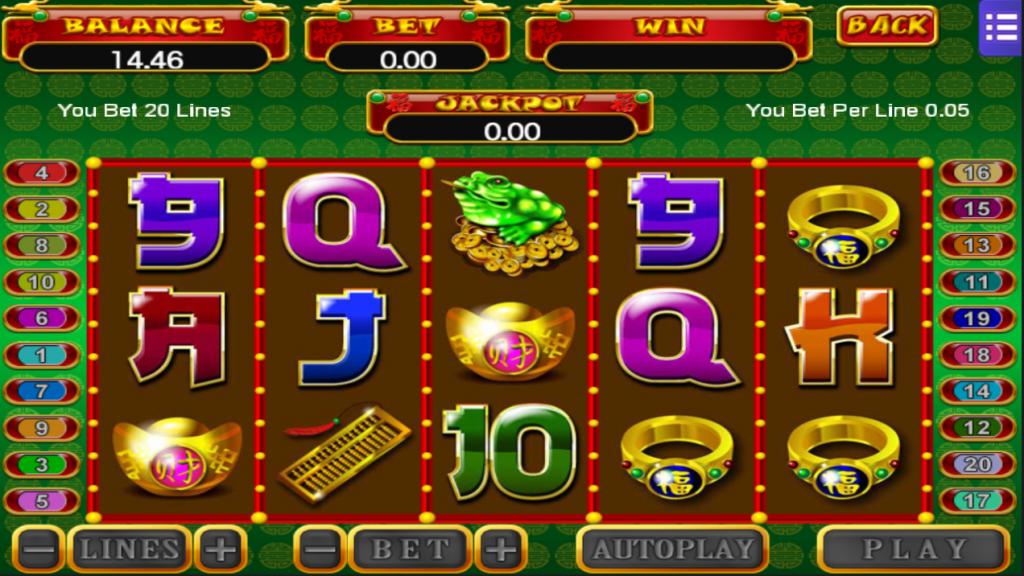 Mega888 Apkpure 5 fortune
