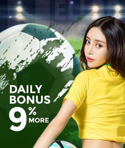 9%-daily-bonus